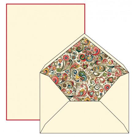 Papel de Carta 16X21,5 BSC 101