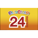 Playcolor 24 colores